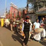 Jhansi procession